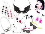 Dodatki i biżuteria Glittrer Street Style