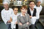 załoga, pracownicy restauracji