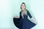 Kobieta w sukience