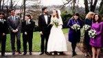 Para młoda ze świadkami
