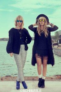 kobiety w okularach słonecznych