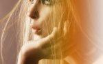 kobieta, blondynka