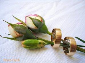 na ślubie