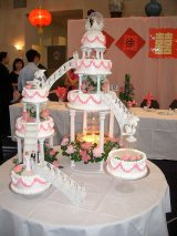 wesele-tort